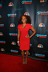 Judge Mel B. at America's Got Talent Post Show Red Carpet at Radio City Music Hall, NY