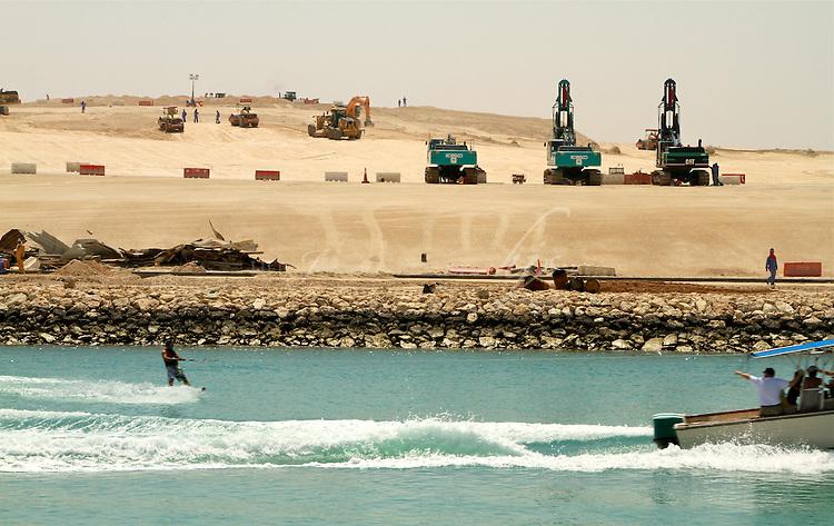 West Bay Lagoon, Doha, Qatar | Mar 10
