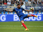 France's Olivier Giroud in action during the Friendly match at Stade De France Stadium, Paris Picture date 13th June 2017. Picture credit should read: David Klein/Sportimage