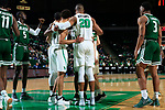DENTON TEXAS, January 24: University of North Texas Mean Green Men's Basketball v University of Alabama-Birmingham at the Super Pit in Denton on January 24, 2019 (Photo Rick Yeatts Photography/Colin Mitchell)