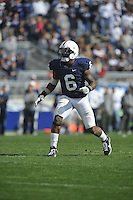 15 October 2011:  Penn State LB Gerald Hodges (6)..The Penn State Nittany Lions defeated the Purdue Boilermakers 23-18 at Beaver Stadium in State College, PA..