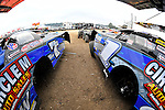 Feb 11, 2010; 4:51:44 PM; Barberville, FL., USA; The UNOH sponsored World of Outlaws event running the 39th Annual DIRTCar Nationals at Volusia Speedway Park.  Mandatory Credit: (thesportswire.net)