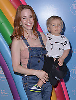 "10 August  2017 - Los Angeles, California - Amy Davidson.   Premiere of Netflix's ""True and The Rainbow"" held at Pacific Theaters at The Grove in Los Angeles. Photo Credit: Birdie Thompson/AdMedia"