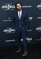 "15 May 2019 - Hollywood, California - Jason Mantzoukas. ""John Wick: Chapter 3 - Parabellum"" Special Screening Los Angeles held at the TCL Chinese Theatre.     <br /> CAP/ADM/BT<br /> ©BT/ADM/Capital Pictures"