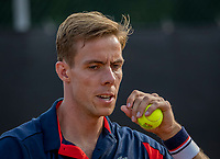 Rotterdam, Netherlands, August21, 2017, Rotterdam Open, Scott Griekspoor (NED)<br /> Photo: Tennisimages/Henk Koster