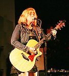 Kati Mac performs at the 5th Annual Rock show for charity to benefit the American Red Cross on October 9, 2009 at the American Red Cross Headquarters, New York City, New York. (Photos by Sue Coflin/Max Photos)