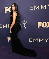 LOS ANGELES - SEPTEMBER 22: Kim Kardashian attends the 71st Primetime Emmy Awards at the Microsoft Theatre on September 22, 2019 in Los Angeles, California. (Photo by Brian To/Fox/PictureGroup)