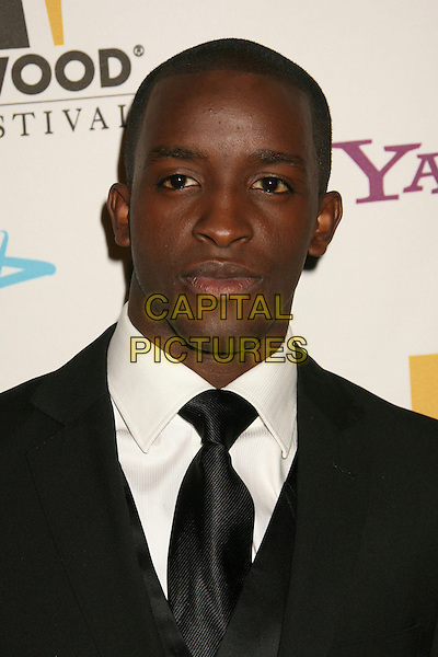 ELIJAH KELLEY.11th Annual Hollywood Awards Gala Ceremony held at the Beverly Hilton Hotel, Beverly Hills, California, USA..October 22nd, 2007.headshot portrait .CAP/ADM/RE.©Russ Elliot/AdMedia/Capital Pictures.