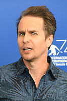 VENICE, ITALY - SEPTEMBER 4: Sam Rockwell attends the photocall for Three Billboards Outside Ebbing, Missouri during the 74th Venice Film Festival on September 4, 2017 in Venice, Italy.<br /> CAP/BEL<br /> &copy;BEL/Capital Pictures