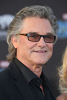 19 April 2017 - Hollywood, California - Kurt Russell. Premiere Of Disney And Marvel's &quot;Guardians Of The Galaxy Vol. 2&quot; held at the Dolby Theatre. <br /> CAP/ADM<br /> &copy;ADM/Capital Pictures