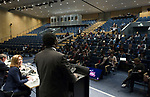 Copenhagen - Denmark, December 03, 2018 -- International Trade Union Confederation - 4th ITUC World Congress 'Building Workers' Power' at Bella Center; here, sub-plenary 'Organising' -- Photo: © HorstWagner.eu / ITUC