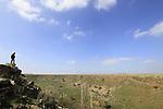 Golan Heights, Nahal El Al nature reserve