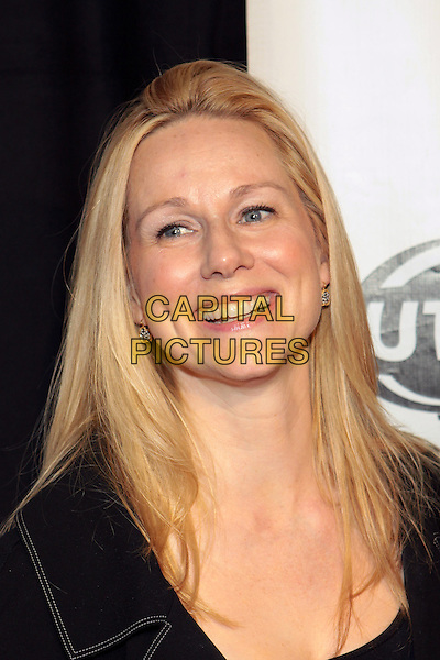LAURA LINNEY.The 2009 Legacy  Awards held at  The  Director's Guild of America, West Hollywood, California, USA..September 30th, 2009.headshot portrait black .CAP/ADM/TC.©T. Conrad/AdMedia/Capital Pictures.