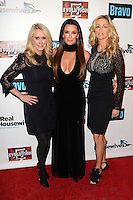 """LOS ANGELES - DEC 2:  Kim Richards, Kyle Richards, Camille Grammer at the """"The Real Housewives of Beverly Hills"""" Season 7 Premiere Party at Sofitel Hotel on December 2, 2016 in Beverly Hills, CA"""