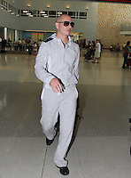 November  12 2012: .PITBULL, LATIN STAR, ARRIVE TO MIAMI AIRPORT.<br /> (ohPIX/NortePhoto)