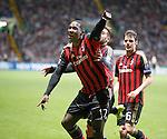 261113 Celtic v AC Milan