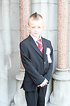Luke Black at the St. Marys Congress Avenue Communion in St. Marys Church...Photo NEWSFILE/Jenny Matthews.(Photo credit should read Jenny Matthews/NEWSFILE)....This Picture has been sent you under the condtions enclosed by:.Newsfile Ltd..The Studio,.Millmount Abbey,.Drogheda,.Co Meath..Ireland..Tel: +353(0)41-9871240.Fax: +353(0)41-9871260.GSM: +353(0)86-2500958.email: pictures@newsfile.ie.www.newsfile.ie.FTP: 193.120.102.198.