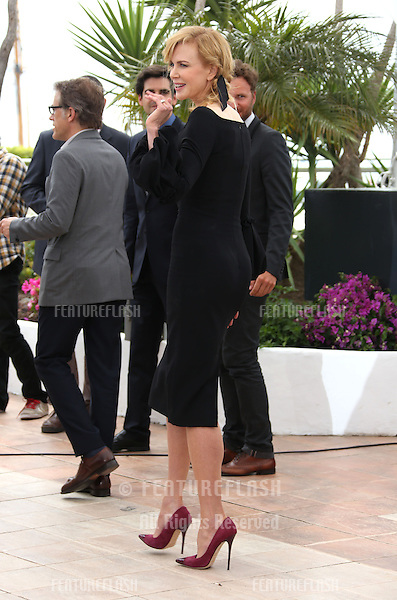 Nicole Kidman at the 66th Cannes Film Festival - Jury photocall.Cannes, France. 15/05/2013 Picture by: Henry Harris / Featureflash