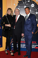 www.acepixs.com<br /> <br /> January 19 2017, New York City<br /> <br /> (L-R) Deborah Norville, Warren Buffett, and CEO of HBO Richard Plepler arriving at 'Becoming Warren Buffett' World premiere at The Museum of Modern Art on January 19, 2017 in New York City.<br /> <br /> By Line: Wong/ACE Pictures<br /> <br /> ACE Pictures Inc<br /> Tel: 6467670430<br /> Email: info@acepixs.com<br /> www.acepixs.com