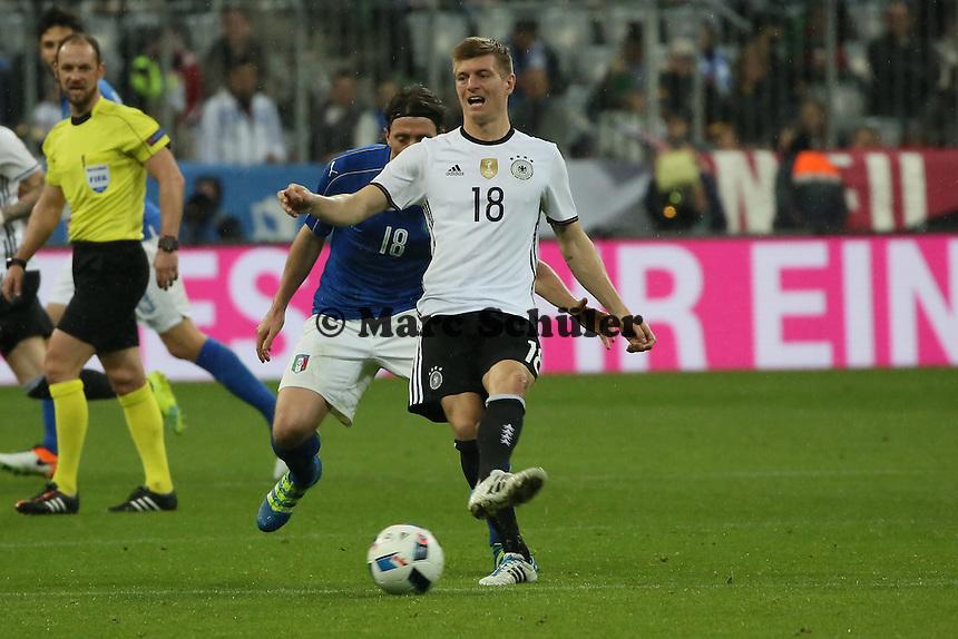 Toni Kroos (D) - Deutschland vs. Italien, Allianz Arena München