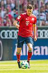 12.05.2018, Allianz Arena, Muenchen, GER, 1.FBL,  FC Bayern Muenchen vs. VfB Stuttgart, im Bild Robert Lewandowski (FCB #9) <br /> <br />  Foto &copy; nordphoto / Straubmeier