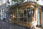 The Nutshell pub, Bury St Edmunds, Suffolk, England. England's smallest public house.