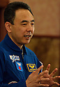 Japanese Astronaut Satoshi Furukawa