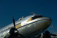 Douglas DC 3 Spirt of the Skeena, CF-PWH  Canadian Museum of Flight Langley B.C. CYNJ