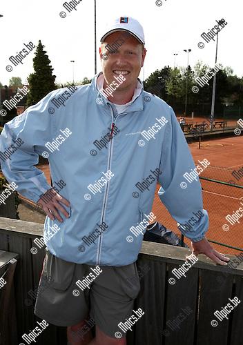 2008-04-27 / Tennis / Tom Van Beek..Foto: Maarten Straetemans (SMB)