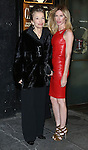 Lee Radziwill and Carole Radziwill attending the Broadway Opening Night Performance of 'Cabaret' at Studio 54 on April 24, 2014 in New York City.