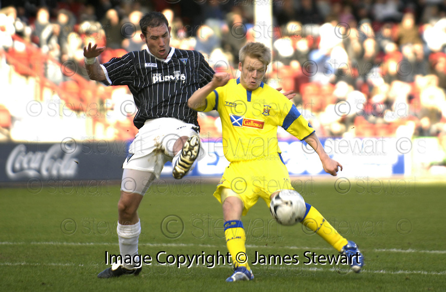 17/02/2007       Copyright Pic: James Stewart.File Name : sct_jspa02_dunfermline_v_kilmarnock.STEVEN NAISMITH SCORES KILMARNOCK'S FIRST....James Stewart Photo Agency 19 Carronlea Drive, Falkirk. FK2 8DN      Vat Reg No. 607 6932 25.Office     : +44 (0)1324 570906     .Mobile   : +44 (0)7721 416997.Fax         : +44 (0)1324 570906.E-mail  :  jim@jspa.co.uk.If you require further information then contact Jim Stewart on any of the numbers above.........