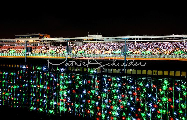 Charlotte Motor Speedway Christmas Lights.Carolina Christmas Holiday Lights At The Charlotte Motor
