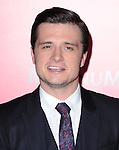 LOS ANGELES, CA - NOVEMBER 18: Josh Hutcherson arrives at   THE HUNGER GAMES: CATCHING FIRE L.A. Premiere held at Nokia Live  in Los Angeles, California on November 18,2012                                                                               © 2013  Hollywood Press Agency
