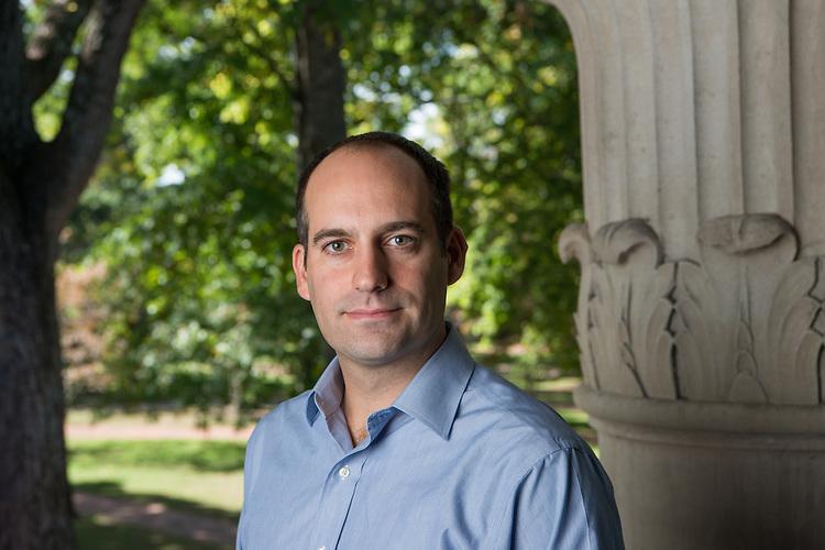 Associate Professor of Anthropology, Joseph Gingerich
