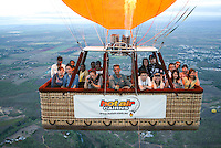 20150104 04 January Hot Air Balloon Cairns
