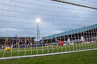 4th January 2020; Dens Park, Dundee, Scotland; Scottish Championship Football, Dundee FC versus Inverness Caledonian Thistle; James Keatings of Inverness Caledonian Thistle scores for 2-0 in the 23rd minute - Editorial Use
