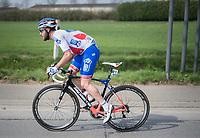 Marc Fournier (FRA/FDJ)<br /> <br /> 60th E3 Harelbeke (1.UWT)<br /> 1day race: Harelbeke &rsaquo; Harelbeke - BEL (206km)