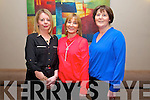 Noreen Flaherty, Christina, Buckley and Anna Stack, Lixnaw enjoying Ardfert Idol in Ballyroe Heights Hotel on Friday