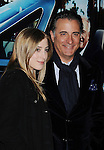 "HOLLYWOOD, CA - MARCH 22: Andy Garcia and daughter attend HBO's ""His Way"" Los Angeles Premiere at Paramount Theater on the Paramount Studios lot on March 22, 2011 in Hollywood, California."