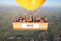 20160211 February 11 Hot Air Balloon Gold Coast