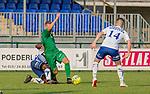 2018-07-04 / Voetbal / seizoen 2018 -2019 / KSK Heist - Lommel SK / Filip Rommens (Lommel Sk) vooraan met achter hem Stefan Verbist  ,Foto: Mpics.be