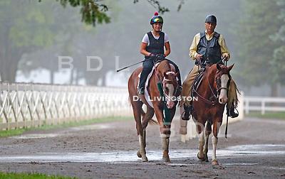 Saratoga Race Course 7-14-14
