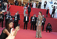 THYLANE BLONDEAU Okja Red Carpet Arrivals - The 70th Annual Cannes Film Festival<br /> CANNES, FRANCE - MAY 19: attends the 'Okja' screening during the 70th annual Cannes Film Festival at Palais des Festivals on May 19, 2017 in Cannes