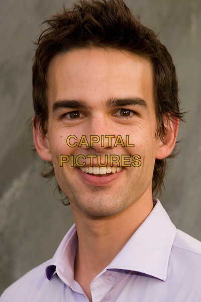 CHRISTOPHER GORHAM.CBS Summer 2005 Press Tour Party Arrivals held at the Hammer Museum, Westwood, California.  .July 19th, 2005.Photo Credit: Zach Lipp/AdMedia.headshot portrait.www.capitalpictures.com.sales@capitalpictures.com.© Capital Pictures.