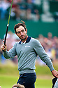 Edoardo MOLINARI (ITA) in action during the final round of the 143rd Open Championship played at Royal Liverpool Golf Club, Hoylake, Wirral, England. 17 - 20 July 2014 (Picture Credit / Phil Inglis)