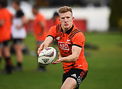 14th September 2017, Alexandra Park, Auckland, New Zealand; New Zealand Rugby Training Session;  Damian McKenzie