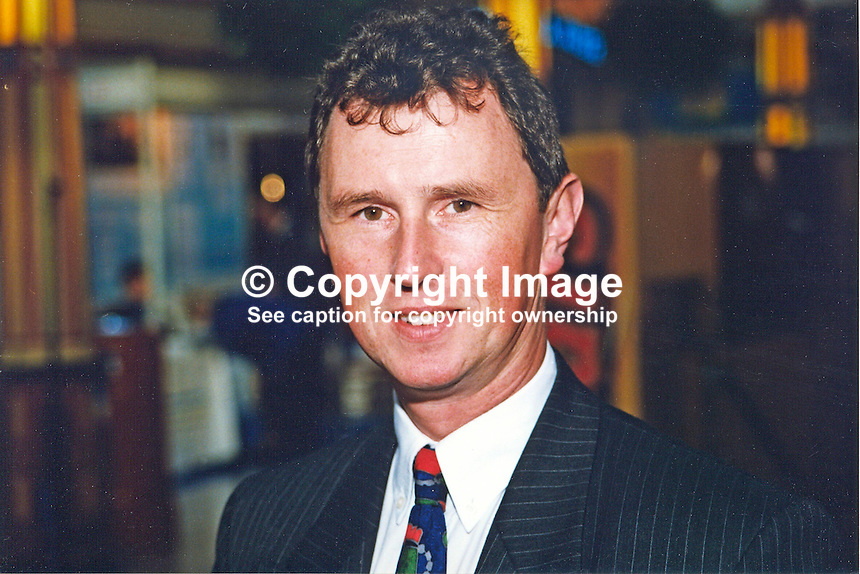 Nigel Evans, MP, Conservative Party, UK, 19971034NE.<br />