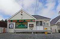 2020 07 23 Parcllyn village, Ceredigion, Wales, UK