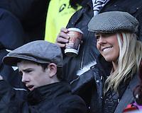 Dundee United v St Mirren Scottish Cup 090214