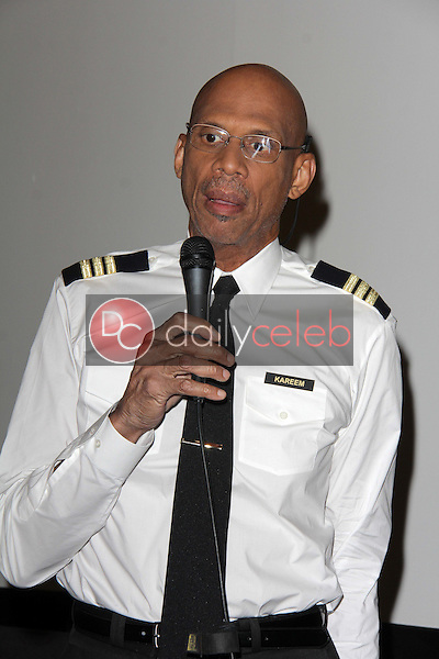 Kareem Abdul-Jabbar<br />